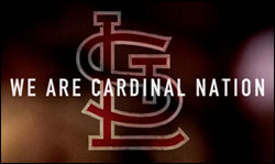We are Cardinal Nation.